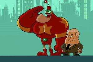 ดูหนัง Captain Biceps กัปตัน ไบเซ็ปส์ ตอนที่ 7