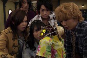 ดูหนัง Kaizoku Sentai Gokaiger ขบวนการโจรสลัด โกไคเจอร์ ตอนที่ 8
