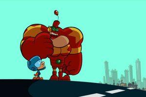 ดูหนัง Captain Biceps กัปตัน ไบเซ็ปส์ ตอนที่ 10