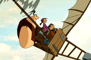 ดูหนัง Dragon Hunters ผู้กล้านักรบล่ามังกร ตอนที่ 5