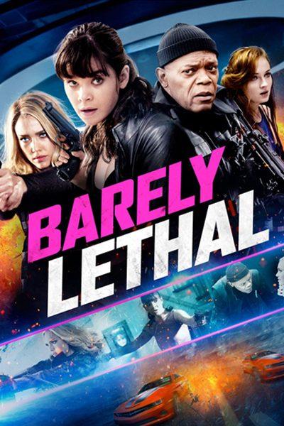 Barely Lethal สายลับหัดเริ่ด
