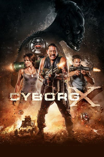 Cyborg X สงครามถล่มทัพจักรกล
