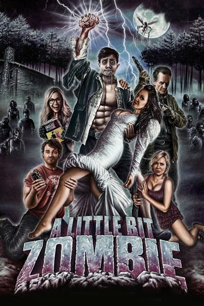 A Little Bit Zombie โปรดเรียกข้าว่า...ซอมบี้