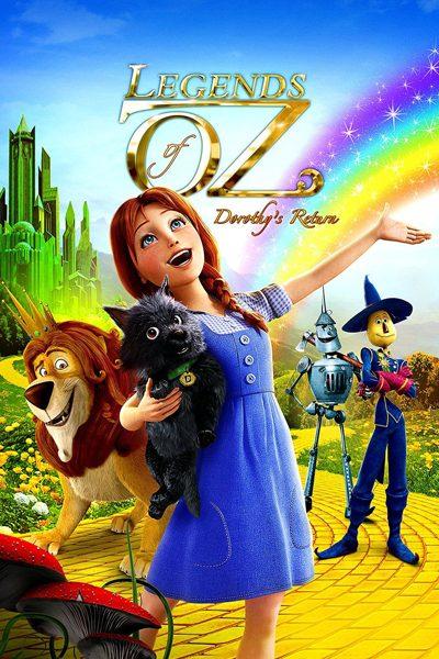 ดูหนัง Legends of Oz: Dorothy's Return ตำนานแดนมหัศจรรย์พ่อมดอ๊อซ
