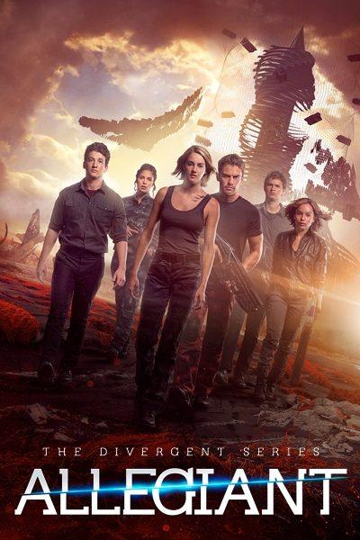 The Divergent Series: Allegiant เดอะไดเวอร์เจนท์ ซีรีส์ อัลลีเจนท์ ปฏิวัติสองโลก