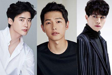 10 นักแสดงเกาหลีที่จะมีซีรีส์ใหม่ในปี 2019