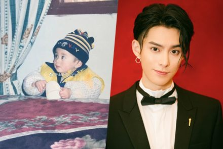รูปภาพ Chinese-Stars-Then-and-Now-Photos