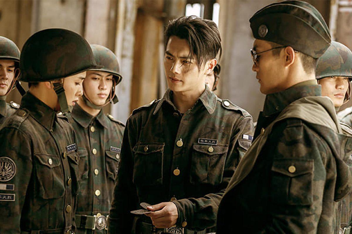 ตามไปส่อง 5 หนุ่มนายร้อยสุดหล่อจากโรงเรียนเตรียมทหารไฟแรง Arsenal Military Academy