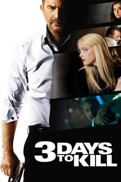หนัง 3 Days To Kill 3 วันโคตรอันตราย