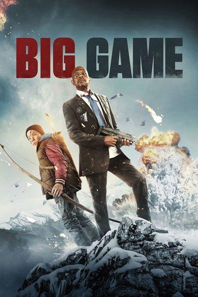 หนัง Big Game บิ๊กเกม เกมล่าประธานาธิบดี