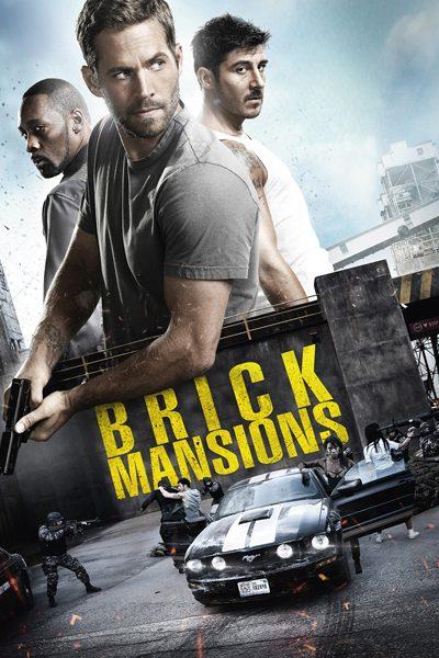 หนัง Brick Mansions