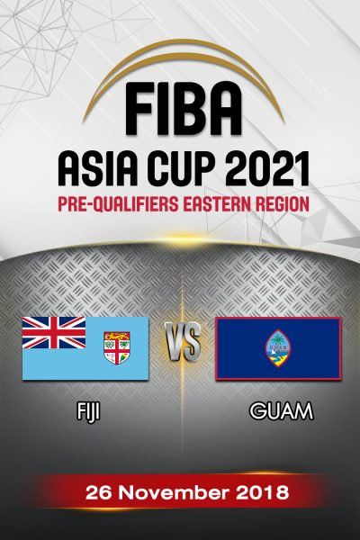 Fiji VS Guam ฟิจิ vs กวม
