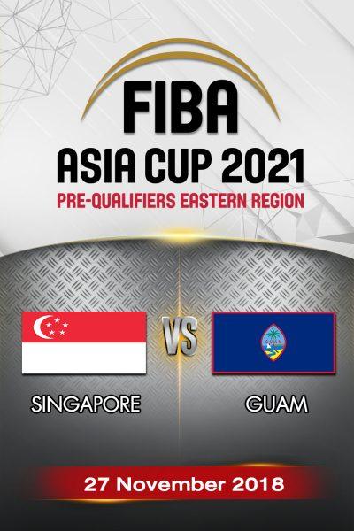 Singapore VS Guam สิงคโปร์ vs กวม