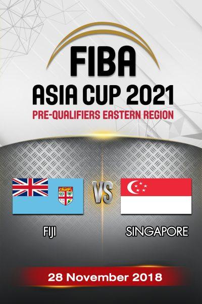 Fiji VS Singapore ฟิจิ vs สิงคโปร์