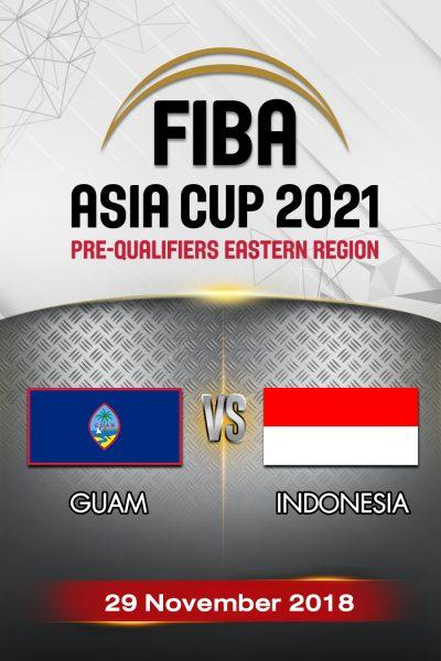 Guam VS Indonesia กวม vs อินโดนีเซีย