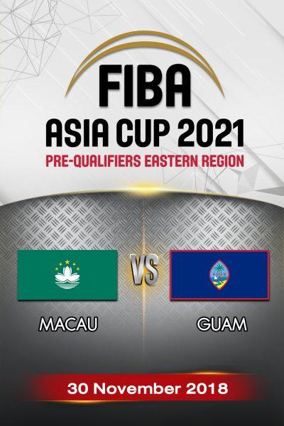Macau VS Guam มาเก๊า vs กวม
