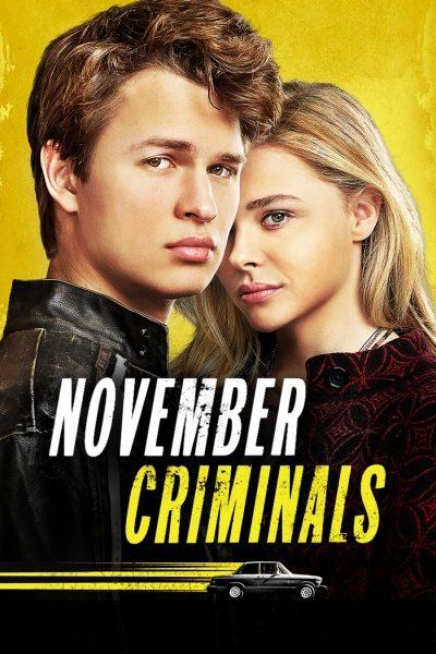 November Criminals คดีเพื่อนสะเทือนขวัญ