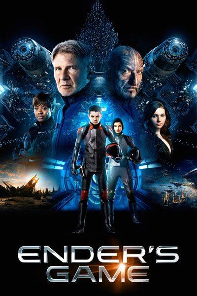 หนัง Ender's Game เอนเดอร์เกม สงครามพลิกจักรวาล