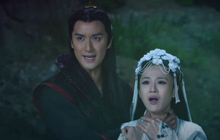 หนัง Legend of the Little Monk ep.18