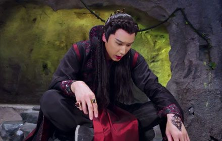 หนัง Legend of the Little Monk ep.20
