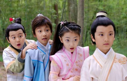 หนัง Legend of the Little Monk ep.37