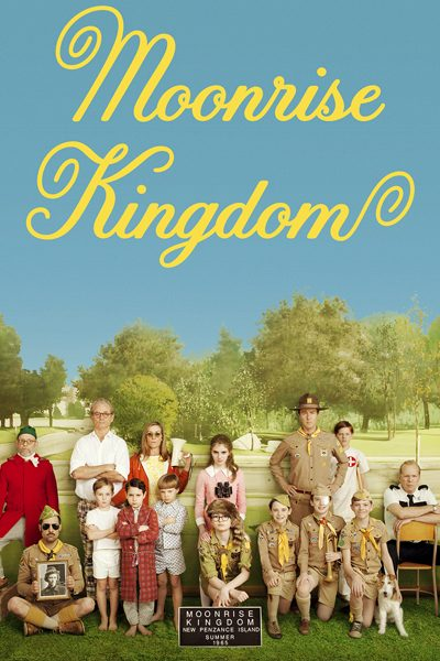 หนัง Moonrise Kingdom