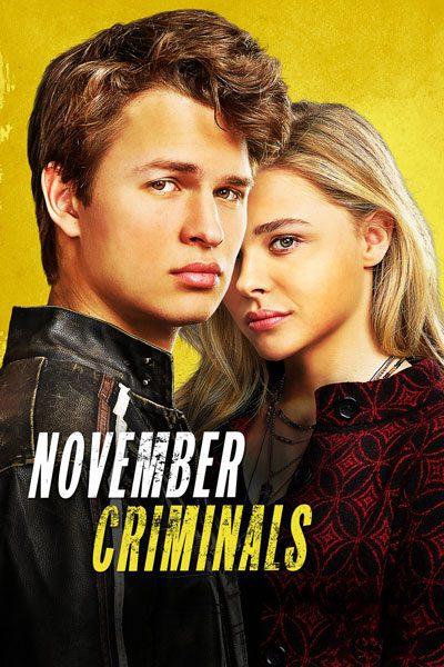 หนัง November Criminals