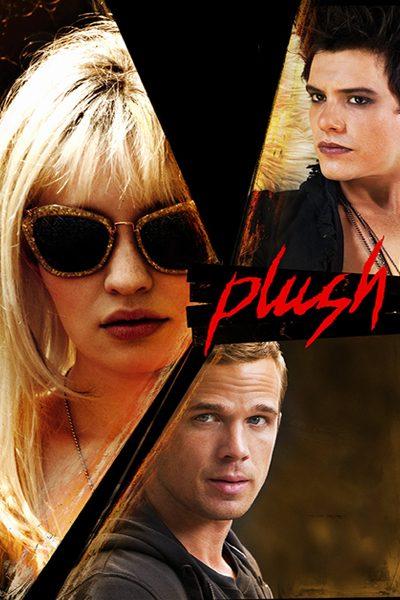 หนัง Plush บันทึก (ลับ) ร็อคสตาร์