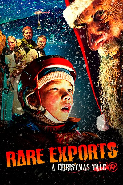 Rare Exports : A Christmas Tale ซานต้า นรกพันธุ์โหด