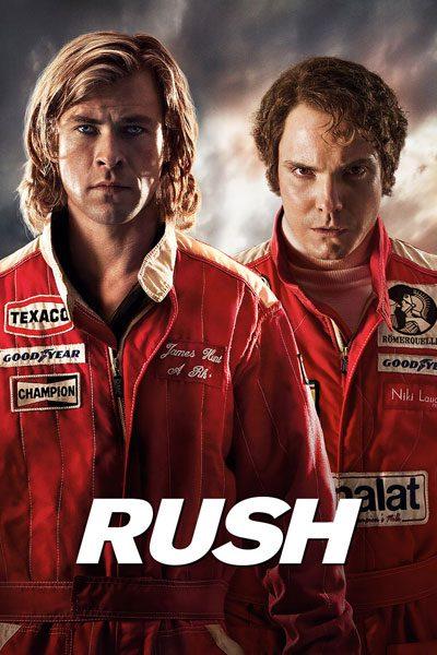 หนัง Rush อัดเต็มสปีด