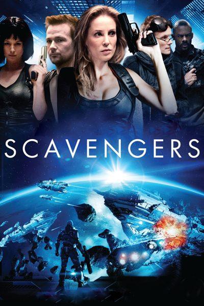 หนัง Scavengers ทีมสำรวจล้ำอนาคต