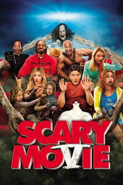 หนัง Scary Movie 5 ยำหนังจี้ เรียลลิตี้หลุดโลก