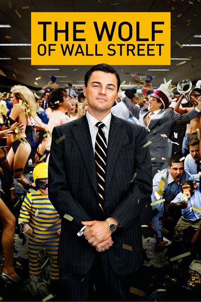 Wolf of Wall Street คนจะรวย ช่วยไม่ได้