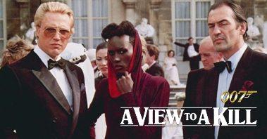 A View to a Kill 007 พยัคฆ์ร้ายพญายม