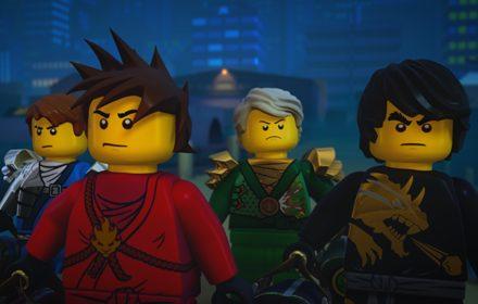 หนัง LEGO Ninjago S.04 EP.01
