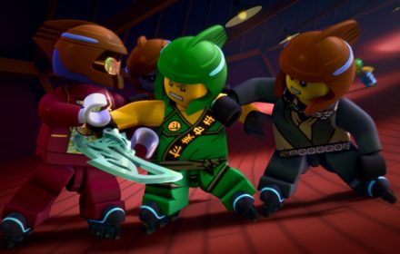 หนัง LEGO Ninjago S.04 EP.04