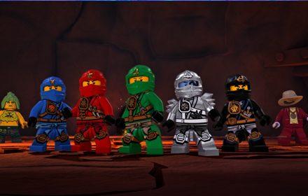 หนัง LEGO Ninjago S.04 EP.07