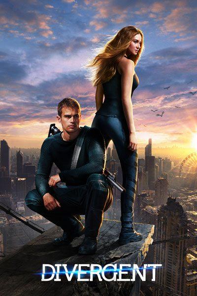 หนัง Divergent ไดเวอร์เจนท์ คนแยกโลก