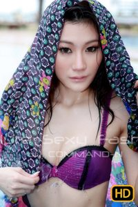 ฟ้า Allure Hot Girls Set 1 Fah Allure Hot Girls Set 1
