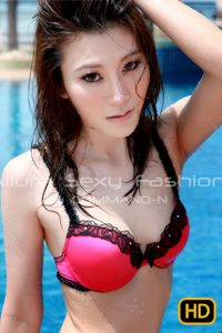 ฟ้า Allure Hot Girls Set 2 Fah Allure Hot Girls Set 2
