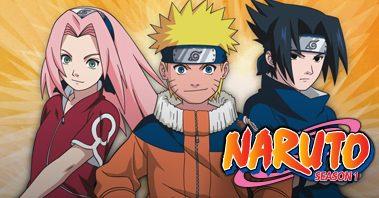 Naruto S.01 นารูโตะ นินจาจอมคาถา ปี 1