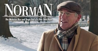 Norman: The Moderate Rise and Tragic Fall of a New York Fixer นอร์แมน สุภาพบุรุษจอมปลอม ?