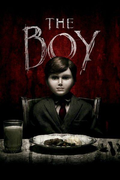 The Boy ตุ๊กตาซ่อนผี