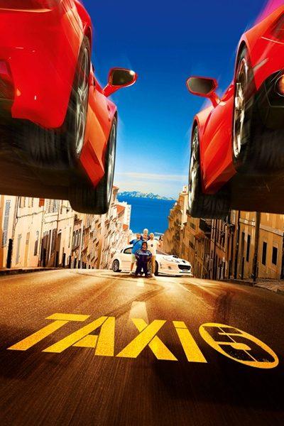 TAXI5 โคตรแท็กซี่ขับระเบิด