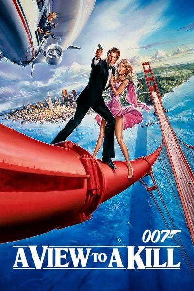 หนัง A View to a Kill 007 พยัคฆ์ร้ายพญายม
