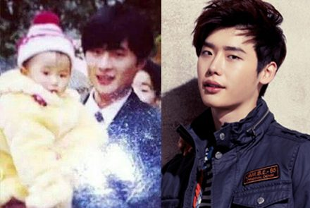 5 หนุ่มเกาหลีที่หน้าตาดีได้พ่อแม่