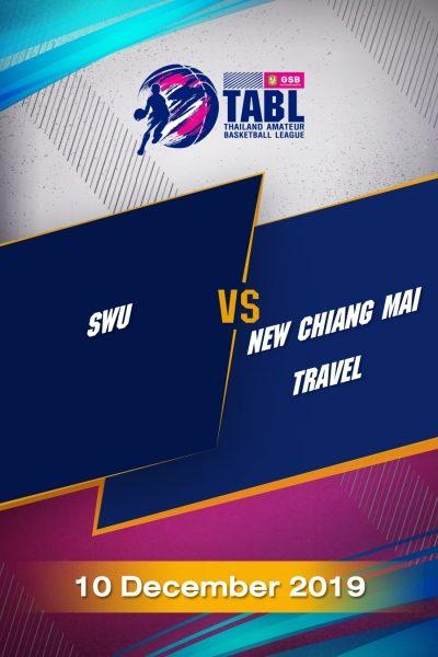 TABL (2019) - ชิงชนะเลิศ  SWU VS New Chiang Mai travel
