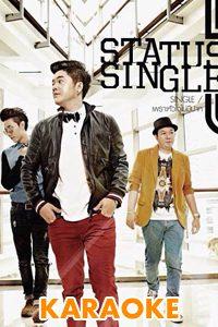 หนัง เพราะหัวใจไม่มีปาก : Status Single[คาราโอเกะ]