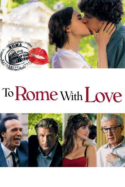หนัง รักกระจายใจกลางโรม