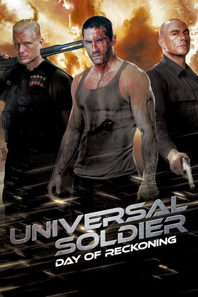 Universal Soldier : Day of Reckoning 2 คนไม่ใช่คน 4 : สงครามวันดับแค้น